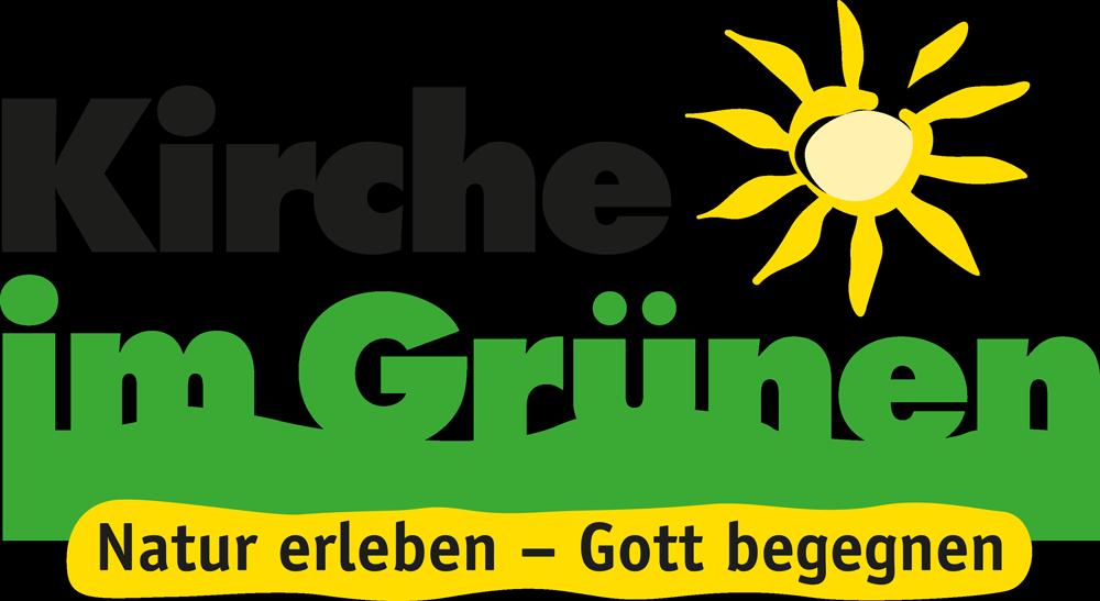 Kirche im Grünen Logo