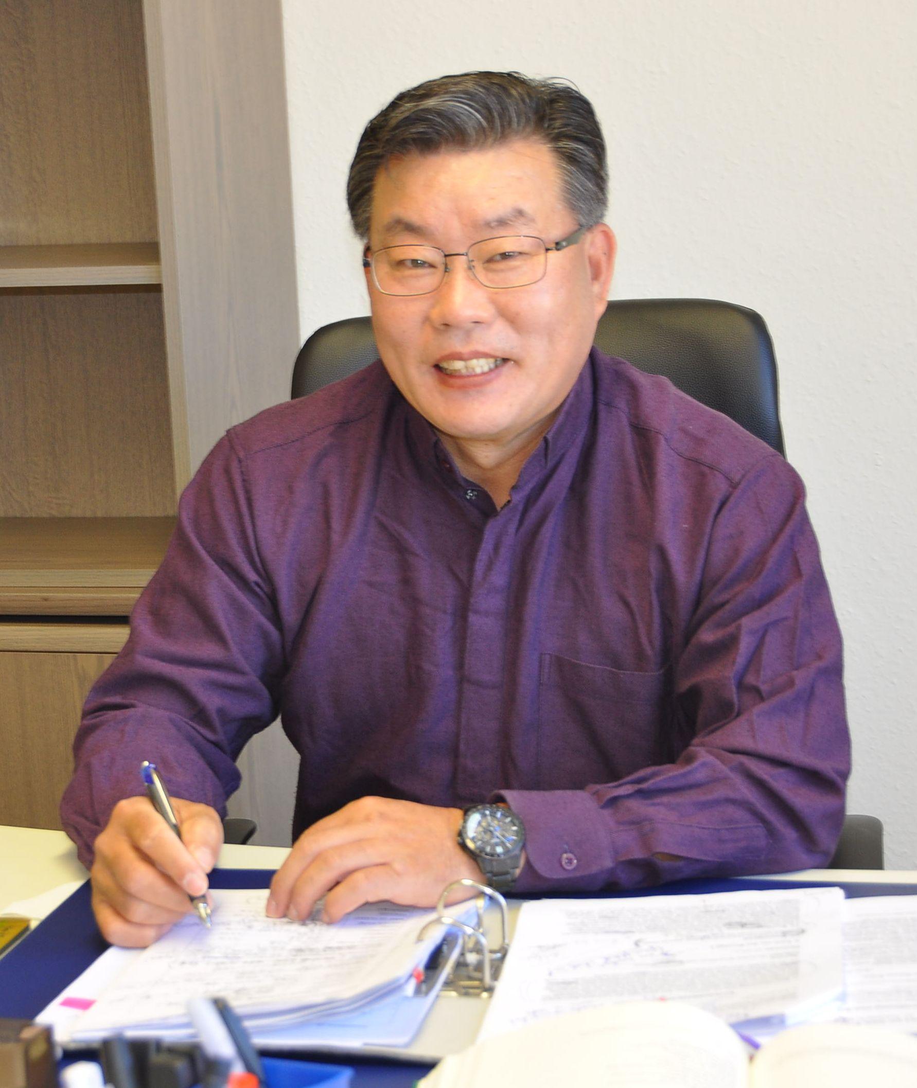 Dr. Kim_Homepage